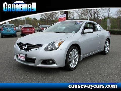 2011 nissan altima 2 door coupe for sale in beach haven west new jersey classified. Black Bedroom Furniture Sets. Home Design Ideas