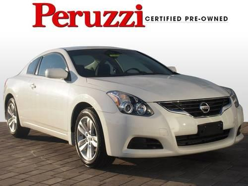 2011 nissan altima 2 dr coupe 2 5 s for sale in fairless. Black Bedroom Furniture Sets. Home Design Ideas