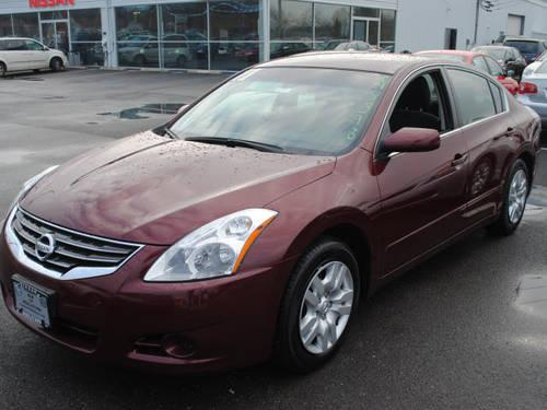 2011 Nissan Altima 4 Dr Sedan 2 5 S for Sale in New