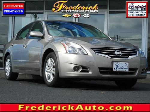 2011 nissan altima 4d sedan 2 5 s for sale in avon. Black Bedroom Furniture Sets. Home Design Ideas