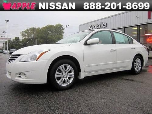 2011 Nissan Altima 4dr Car 2.5 S