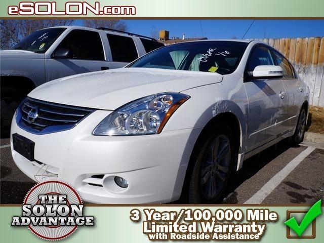 2011 nissan altima 4dr car 3 5 sr for sale in pueblo colorado classified. Black Bedroom Furniture Sets. Home Design Ideas