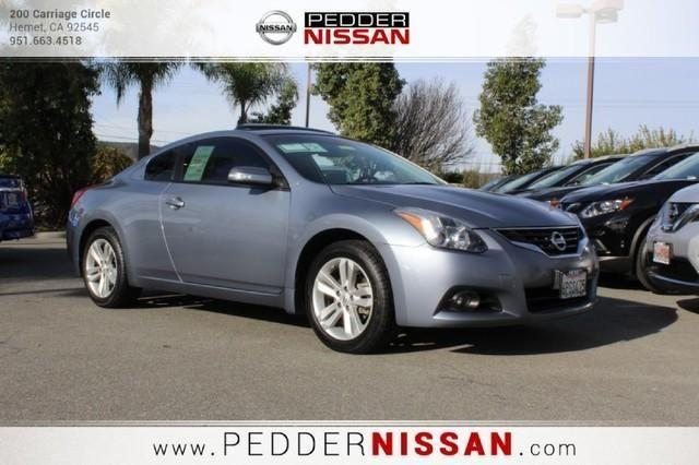 2011 nissan altima coupe 2dr cpe i4 cvt 2 5 s for sale in. Black Bedroom Furniture Sets. Home Design Ideas