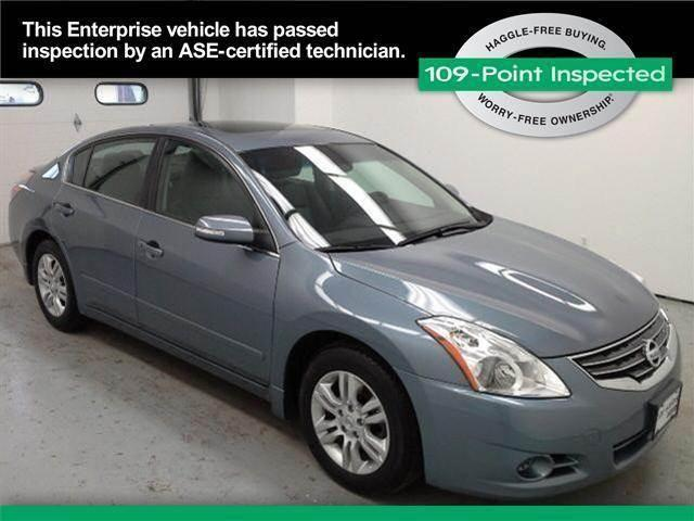 2009 nissan altima manual key
