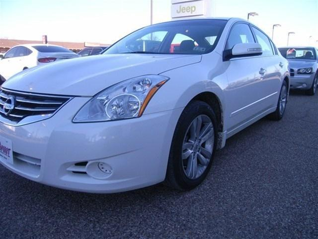 2011 nissan altima sedan 3 5 sr for sale in lubbock texas. Black Bedroom Furniture Sets. Home Design Ideas