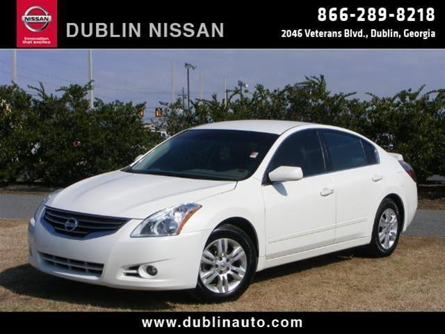 2011 Nissan Altima Sedan BASE