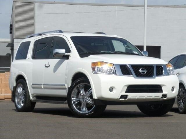 2011 nissan armada 4x2 platinum 4dr suv for sale in phoenix arizona classified. Black Bedroom Furniture Sets. Home Design Ideas