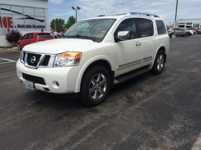2011 Nissan Armada 4x4 Platinum 4dr Suv For Sale In