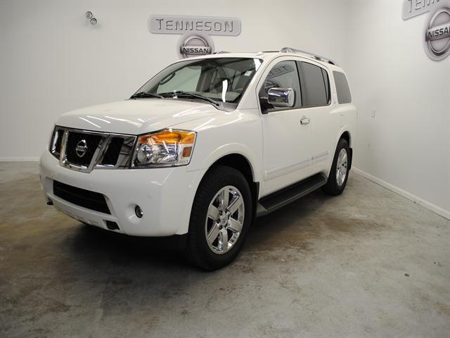 2011 nissan armada platinum for sale in tifton georgia classified. Black Bedroom Furniture Sets. Home Design Ideas