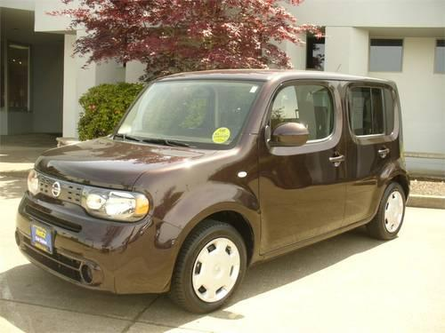 Power Nissan Salem Oregon >> 2011 NISSAN cube Wagon 5DR WGN I4 CVT 1.8 S for Sale in ...
