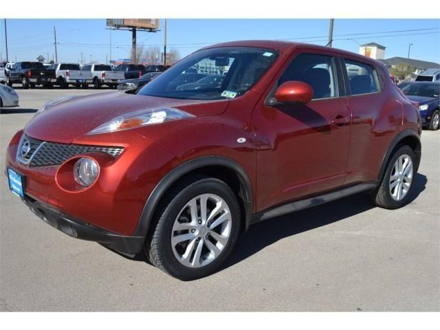 2011 nissan juke 4dr front wheel drive for sale in midland texas classified. Black Bedroom Furniture Sets. Home Design Ideas