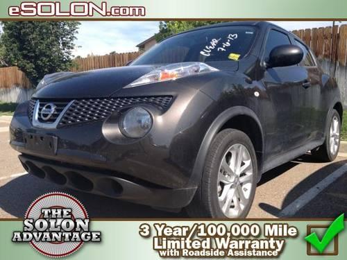 2011 nissan juke station wagon s for sale in pueblo colorado classified. Black Bedroom Furniture Sets. Home Design Ideas