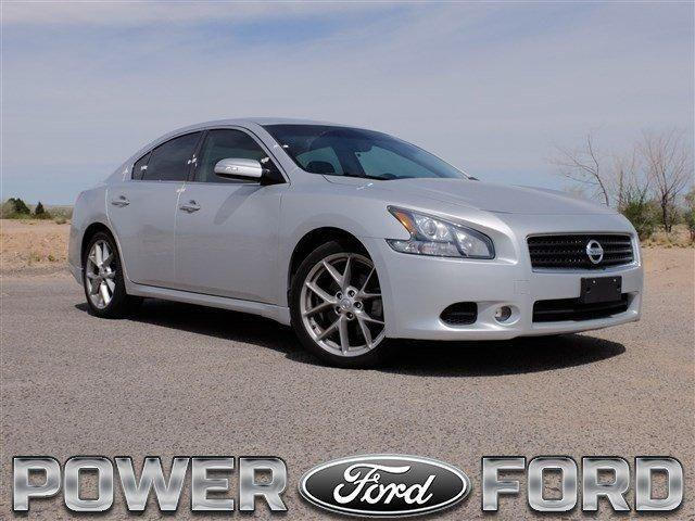 2011 nissan maxima 4dr car 3 5 sv w sport pkg for sale in albuquerque new mexico classified. Black Bedroom Furniture Sets. Home Design Ideas