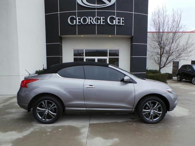 2011 Nissan Murano CrossCabriolet Base AWD Base 2dr SUV Convertible for Sale in Liberty Lake ...