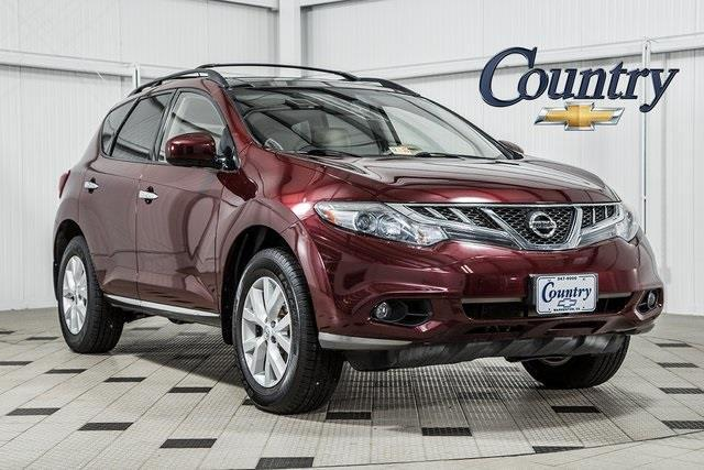 2011 nissan murano sl awd sl 4dr suv for sale in airlie virginia classified. Black Bedroom Furniture Sets. Home Design Ideas