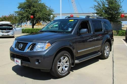 2011 nissan pathfinder suv silver for sale in grapevine texas classified. Black Bedroom Furniture Sets. Home Design Ideas