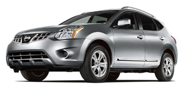 2011 Nissan Rogue S AWD S 4dr Crossover