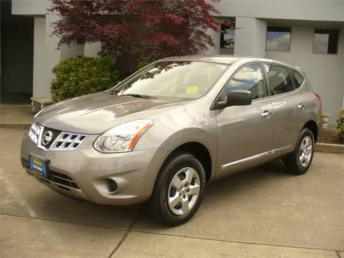 2011 nissan rogue suv awd for sale in albany oregon. Black Bedroom Furniture Sets. Home Design Ideas