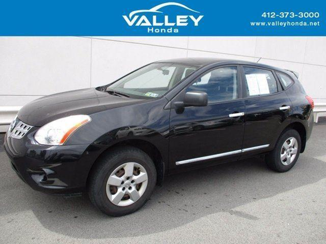 2011 Nissan Rogue SV AWD SV 4dr Crossover