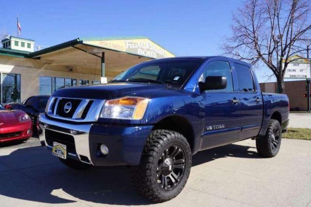 2011 nissan titan crew cab sv for sale in boise idaho classified. Black Bedroom Furniture Sets. Home Design Ideas
