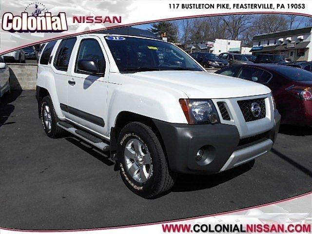 2011 nissan xterra 4x4 pro 4x 4dr suv 6m for sale in langhorne pennsylvania classified. Black Bedroom Furniture Sets. Home Design Ideas