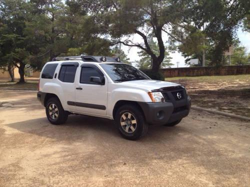 2011 nissan xterra pro 4x 17 000 miles for sale in eagleville tennessee classified. Black Bedroom Furniture Sets. Home Design Ideas
