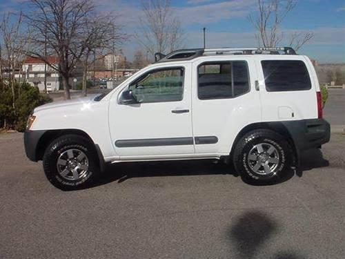 2011 nissan xterra pro 4x sport utility 4d for sale in pueblo colorado classified. Black Bedroom Furniture Sets. Home Design Ideas