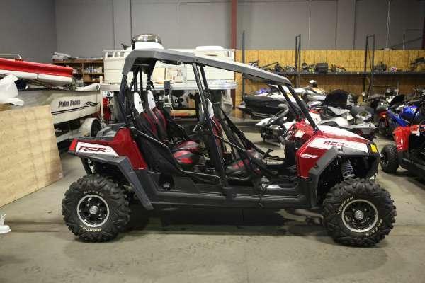 2011 Polaris Ranger Rzr 4 800 Robby Gordon Le For Sale In