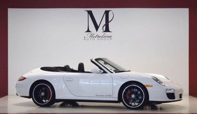 2011 porsche 911 carrera gts carrera gts 2dr convertible for sale in charlotte north carolina. Black Bedroom Furniture Sets. Home Design Ideas