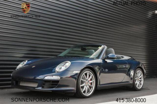 2011 porsche 911 carrera s for sale in mill valley california classified. Black Bedroom Furniture Sets. Home Design Ideas
