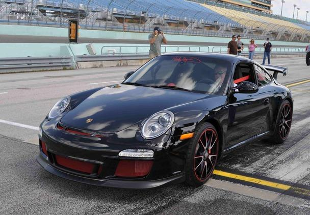 2011 Porsche Gt3 Hurley Haywood Edition For Sale In San