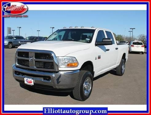 2011 Ram 2500 Pickup Truck 4wd Crew Cab 149 St For Sale