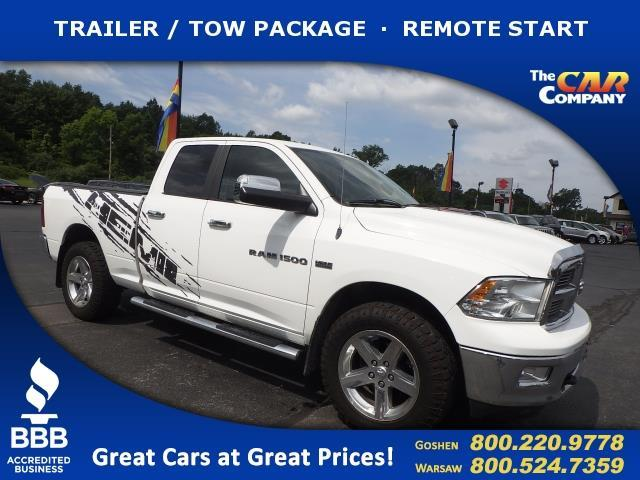 2011 ram ram pickup 1500 big horn 4x4 big horn 4dr quad. Black Bedroom Furniture Sets. Home Design Ideas