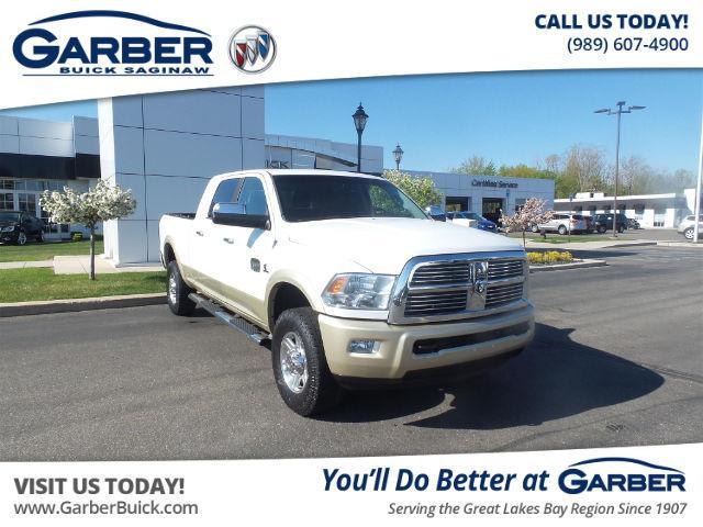 2011 Ram Ram Pickup 3500 Outdoorsman 4x4 Outdoorsman