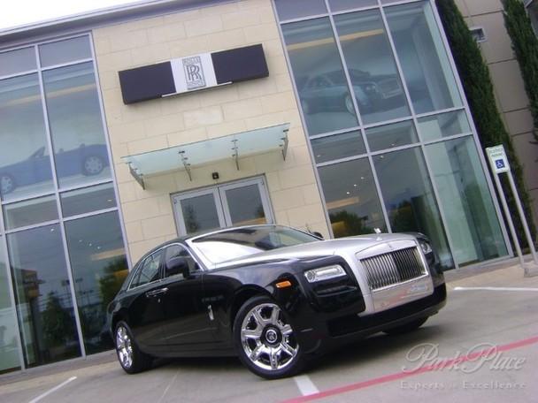 2011 rolls royce ghost for sale in dallas texas for Rolls royce motor cars dallas