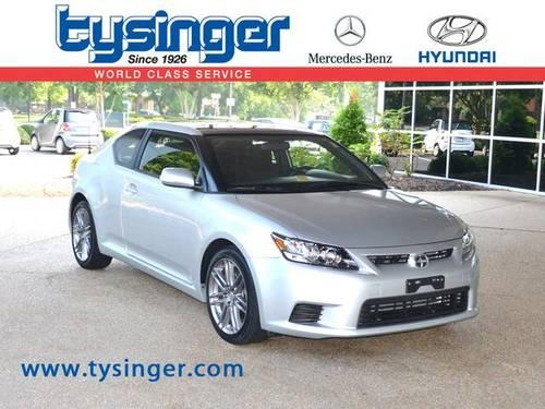 2011 scion tc 2d coupe base for sale in hampton virginia Tysinger motor company