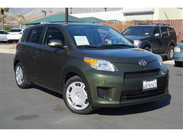 2011 scion xd 4d hatchback base for sale in cathedral city california classified. Black Bedroom Furniture Sets. Home Design Ideas