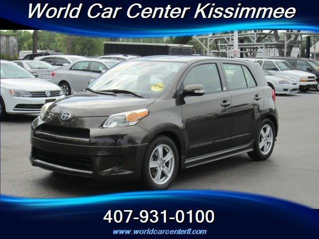 2011 Scion xD RS 3.0 RS 3.0 4dr Hatchback 5M