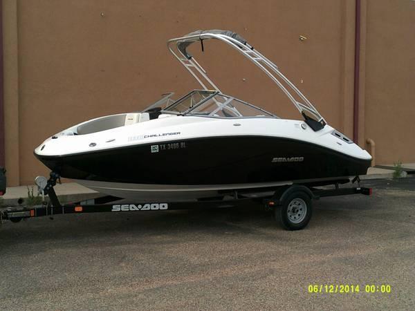 2011 Sea Doo 180 Challenger For Sale In Waco Texas