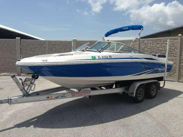 2011 Sea Ray 205 Sport For Sale In Venice Florida