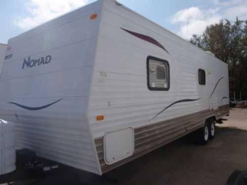 2011 Skyline Nomad Travel Trailer in Bastrop, TX