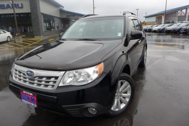 2011 Subaru Forester 2.5X Limited AWD 2.5X Limited 4dr