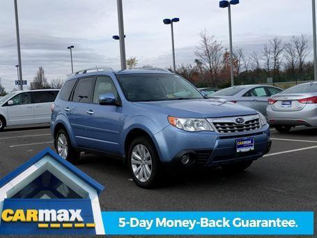 2011 Subaru Forester 2.5X Touring AWD 2.5X Touring 4dr