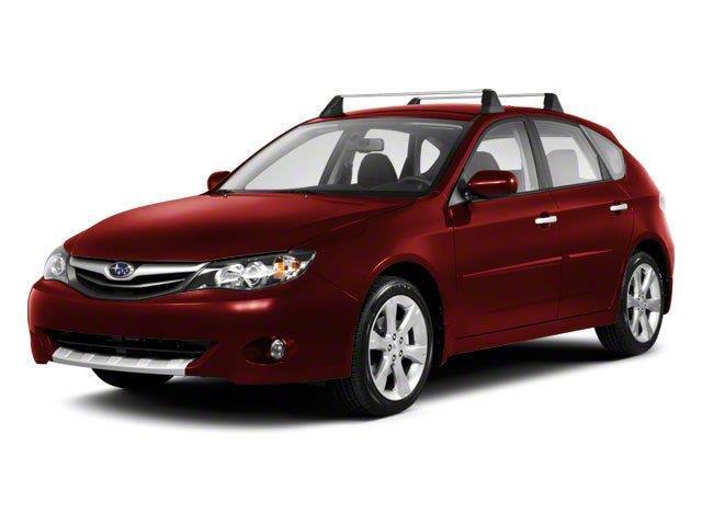 2011 Subaru Impreza Outback Sport AWD Outback Sport 4dr