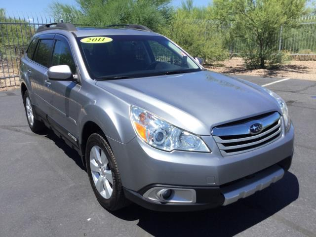 2011 subaru outback limited awd limited 4dr wagon for sale in tucson arizona. Black Bedroom Furniture Sets. Home Design Ideas