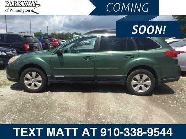 2011 subaru outback limited awd limited 4dr wagon for sale in wilmington north. Black Bedroom Furniture Sets. Home Design Ideas