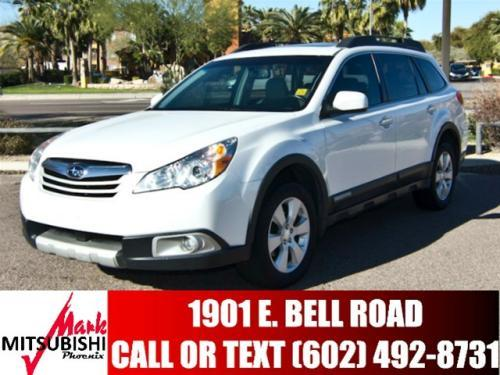 2011 Subaru Outback 2 5i Limited Phoenix Az For Sale In