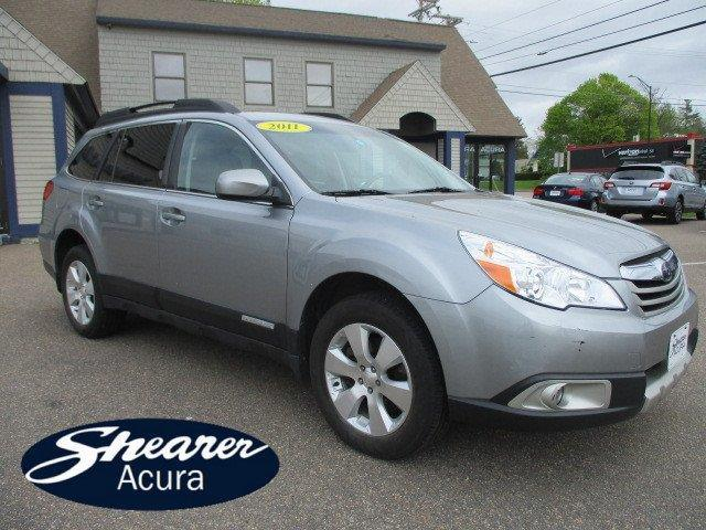 2011 subaru outback 3 6r limited awd 3 6r limited 4dr wagon for sale in burlington vermont. Black Bedroom Furniture Sets. Home Design Ideas