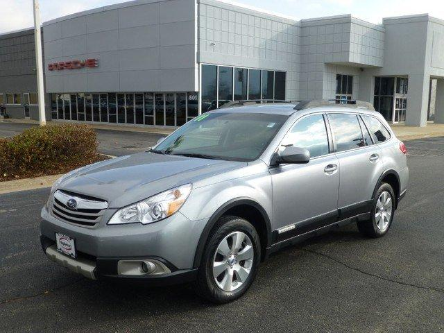 2011 subaru outback 3 6r limited rockford il for sale in. Black Bedroom Furniture Sets. Home Design Ideas