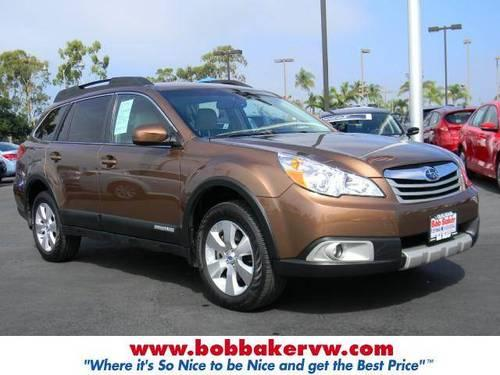 2011 subaru outback 3 6r limited wagon 4d for sale in carlsbad california classified. Black Bedroom Furniture Sets. Home Design Ideas